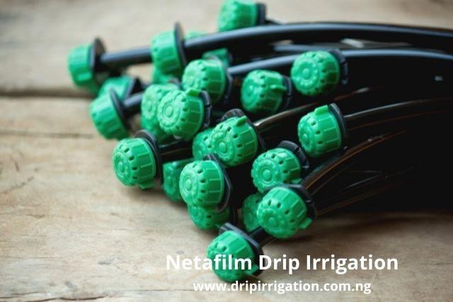 netafilm drip irrigation kit