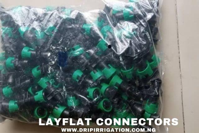 layflat hose connector