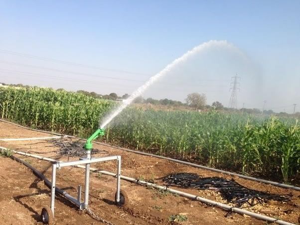 rain gun sprinkler irrigation in nigeria